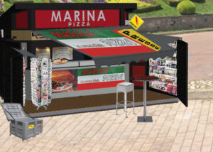 Kiosque Marina Pizza